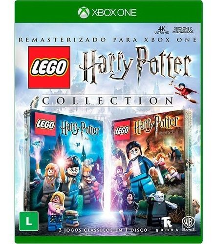 Jogo Lego Harry Potter (Collection) - Xbox One
