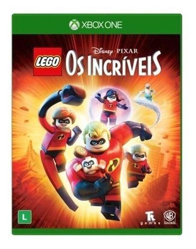 Lego Os Incriveis - Xbox One