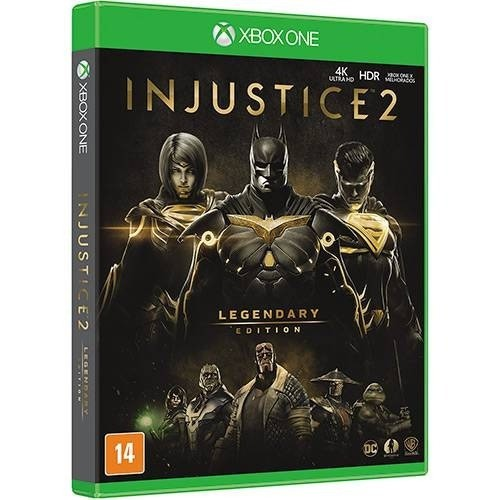 Jogo Injustice 2 (Legendary Edition) - XboxOne