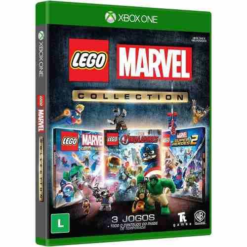 Jogo Lego Marvel Collection - XboxOne