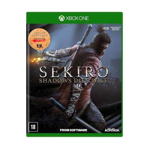 Sekiro Shadows Die Twice - XboxOne