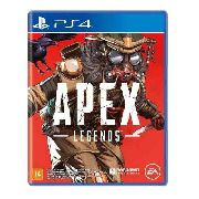 Apex Legends Ed Bloodhound PS4