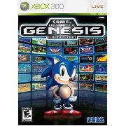 Sonic Ultimate Genesis Collection  Xbox360