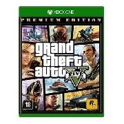 Gta V Premium Online Edition Xbox One