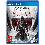 Jogo Assassin's Creed Rogue (Remasterizado) - PS4