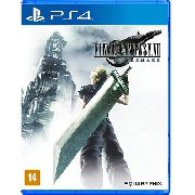 Jogo Final Fantasy Vii Remake - Ps4