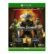 Mortal Kombat 11: Aftermath Br - Xbox One