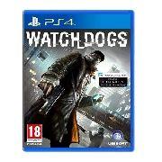 Watch Dogs Ps4 Midia Fisica - Seminovo