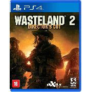 Jogo Wasteland 2 Director's Cut Ps4 - Seminovo