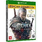 The Witcher Wild Hunt - XboxOne