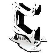 Suporte Controle Rise Mode - Preto E Branco Rm-sc-01-bw