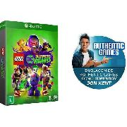Lego Dc Super Villains - XboxOne