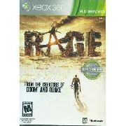 Rage From The Creators Of Doom And Quake - Xbox360