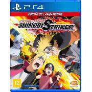 Naruto To Boruto: Shinobi Striker (edição De Lançamento) - PS4