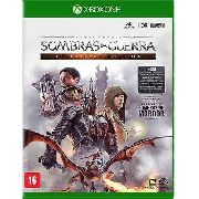 Jogo Sombras Da Guerra (Definitive Edition) - XboxOne