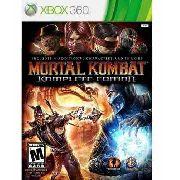 Jogo Mortal Kombat (Komplete Edition) - Xbox360