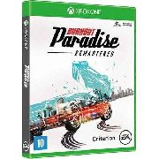 Jogo Burnout Paradise (Remastered) - XboxOne