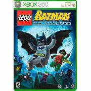 Lego Batman The Video Game - Xbox360