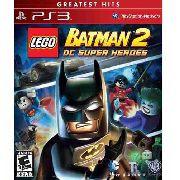 Lego Batman 2 Dc Super Heroes - PS3