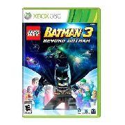 Jogo Lego Batman 3 Beyond Gotham - Xbox 360