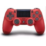 Controle PS4 Dualshock 4 Red - Sony