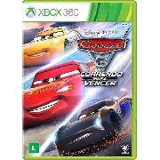 Jogo Carros 3 Correndo Para Vencer - Xbox 360