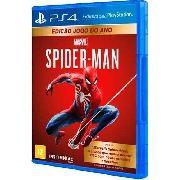 Spider Man Edição Jogo Do Ano - Ps4