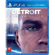 Detroit : Become Human - Ps4  Seminovo