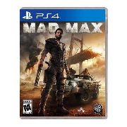 Mad Max - Ps4 Seminovo