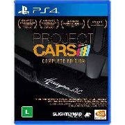 Project Cars Complete Edition Ps4 Física - Original Seminovo