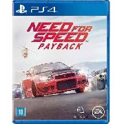 Need For Speed Payback - Ps4 Seminovo
