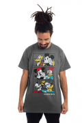 Camiseta Clube Mix Turma Do Mickey