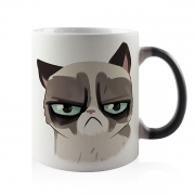 Caneca Mágica Grumpy Cat