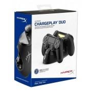 Carregador Controle De Ps4 Chargeplay Duo Hyperx PS4