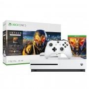 Console Microsoft Xbox One S 1TB Branco + Jogo Anthem