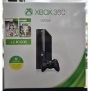 Console Xbox360 500GB + Jogo Fable Aniversary + Jogo Plants Vs Zombies GW