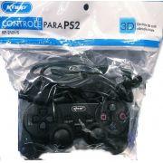 Controle Para Playstation 2 Knup KP-2121