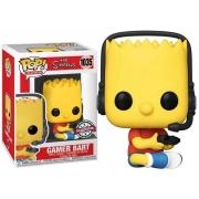 Funko Pop Gamer Bart 1035