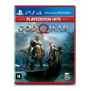 Jogo God Of War (Seminovo) - Ps4