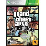 Grand Theft Auto San Andreas Xbox360