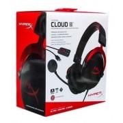 Headset Gamer Hyperx Cloud 2 Red Khx-hscp-rd