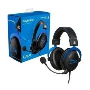 - Headset Gamer Hyperx Cloud Blue P/ps4 Hx-hscls-bl/am