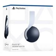 Headset Pulse 3 D Sem Fio Sony Playstation 4 E 5 - Ps4/ps5