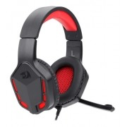 Headset Redragon Themis H220 Com Adaptador P3