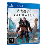 Jogo Assassin's Creed Valhalla - PS4