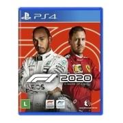Jogo F1 2020 PS4 (seminovo)
