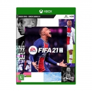 Jogo Fifa 21 - Xbox One - Xbox Series X