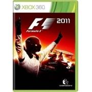 Jogo Formula 1 2011 Xbox360 (seminovo)