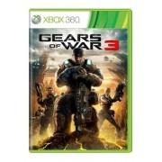 Jogo Gears Of War 3 - Xbox 360 (seminovo)