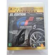 Jogo Gran Turismo 5 Xl Edition - PS3 (seminovo)